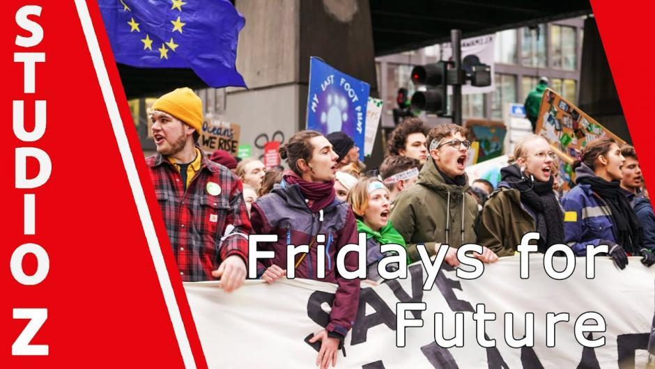 Fridays for Future zu Gast im STUDIO Z